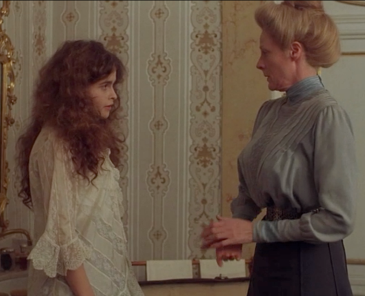 A Room with a View Helena Bonham Carter Maggie Smith