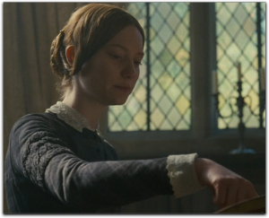 Jane Eyre 2011 Mia Wasikowska sleeve