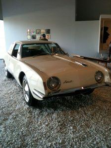 1950's Avanti rear