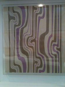 1950's Bernard Kester Textile