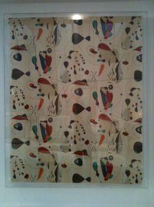 1950's Paul Laszlo textile