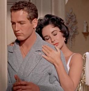 Elizabeth Taylor Paul Newman Cat on a Hot Tin Roof