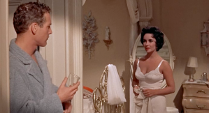 Elizabeth Taylor Paul Newman Cat on a Hot Tin Roof