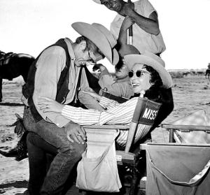 Elizabeth Taylor James Dean Giant