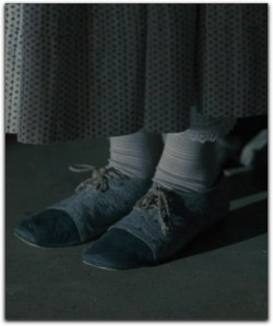 Jane Eyre 2011 Amelia Clarkson shoes