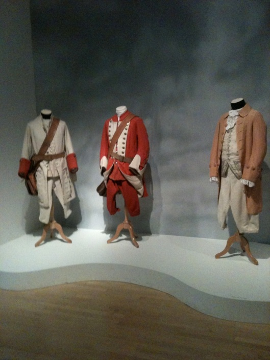 kubrick barry lyndon costume