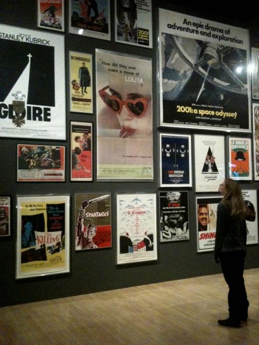 kubrick movie posters