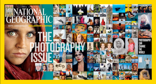 National Geographic 125 years Issue