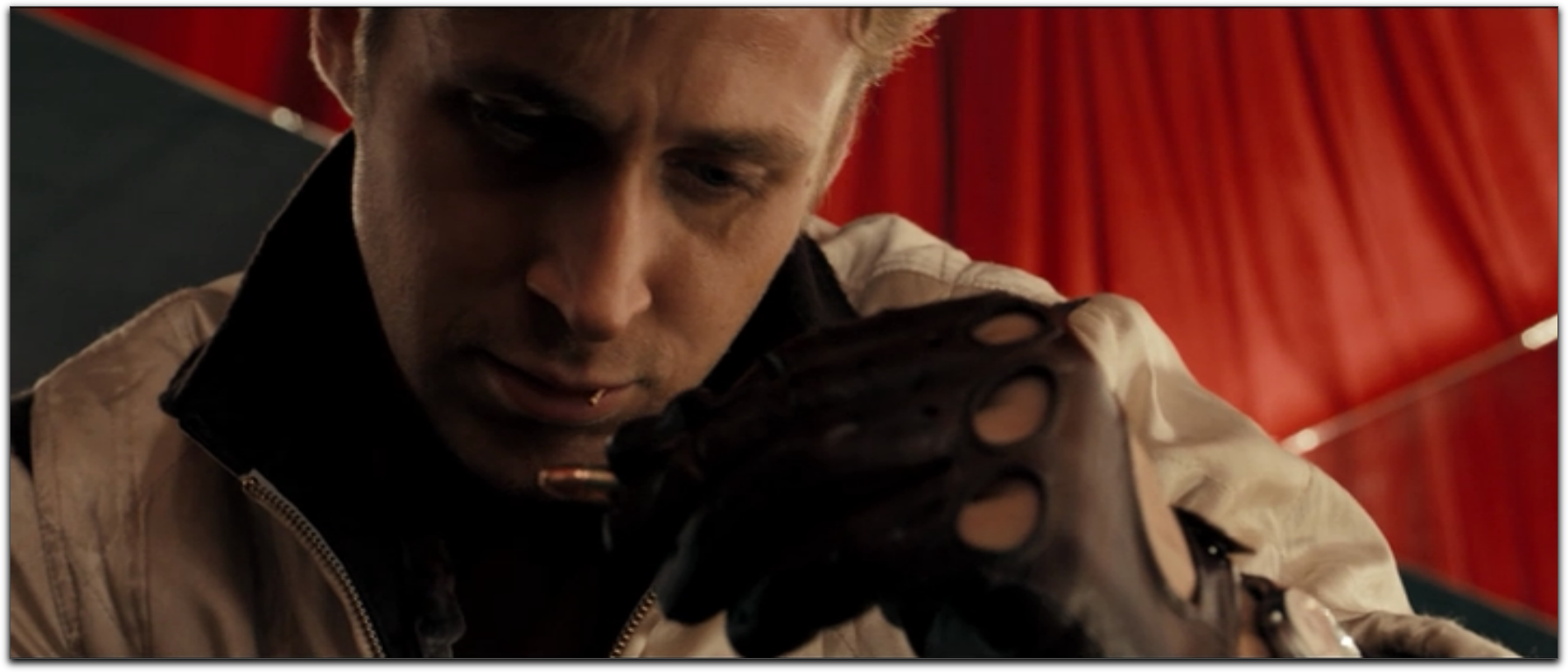 Leather driving gloves from drive - Ryan Gosling Drive Driving Gloves