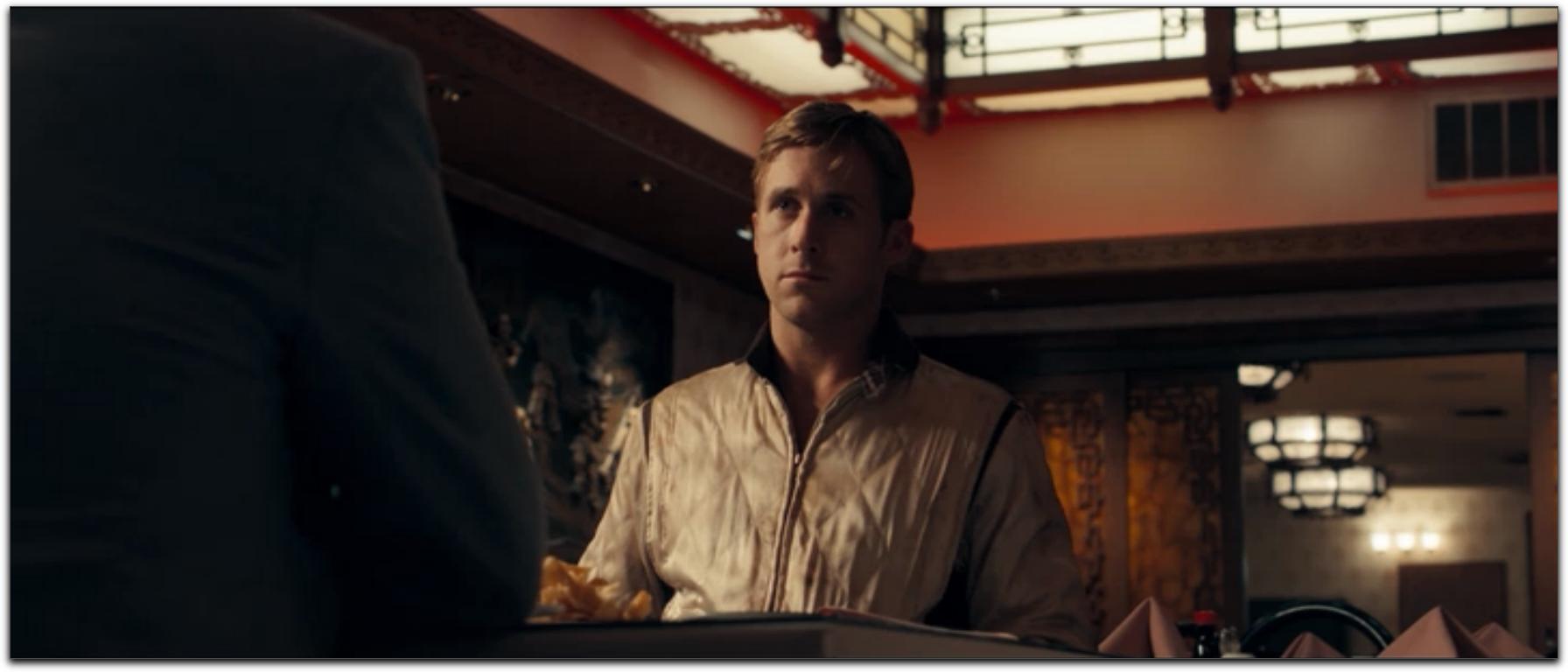 Driving gloves like ryan gosling - Ryan Gosling Drive Chinese Restaurant