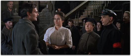 doctor zhivago Geraldine Chaplin hats