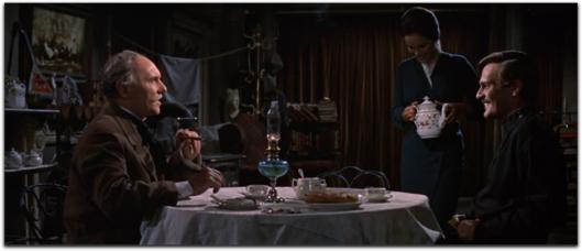 doctor zhivago geraldine chaplin long sweater