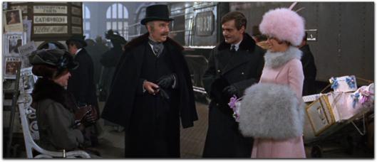 doctor zhivago Geraldine Chaplin Omar Sharif
