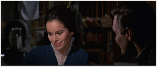 doctor zhivago geraldine chaplin ruffle