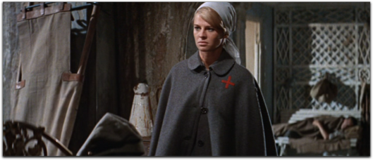 doctor zhivago Julie Christie cape