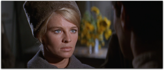 doctor zhivago Julie Christie fur hat