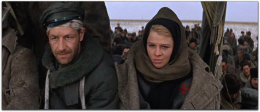 doctor zhivago Julie Christie layers