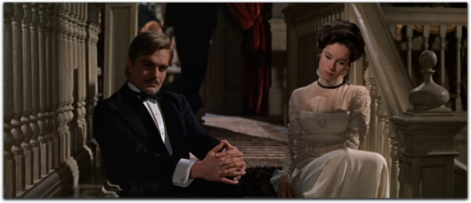doctor zhivago Omar Sharif Geraldine Chaplin