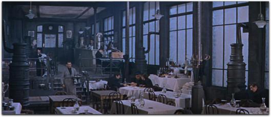 doctor zhivago restaurant