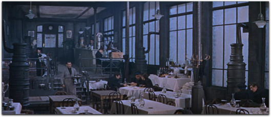 doctor zhivago restaurant