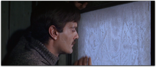 doctor zhivago omar sharif ice window