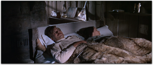 doctor zhivago sable blanket
