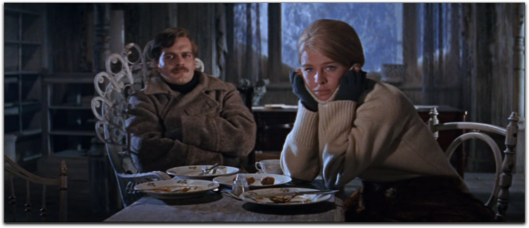 doctor zhivago julie christie fingerless gloves omar sharif