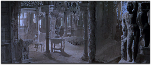doctor zhivago frozen house