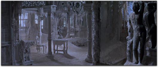 doctor zhivago frozen house